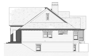 Vickery Residential House Plan SketchPad House Plans