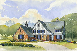 Weston Residential House Plan SketchPad House Plans