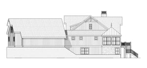 Crosswinds Residential House Plan SketchPad House Plans