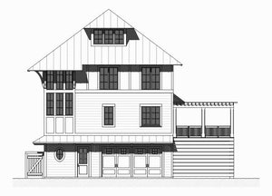 Cypress Residential House Plan SketchPad House Plans