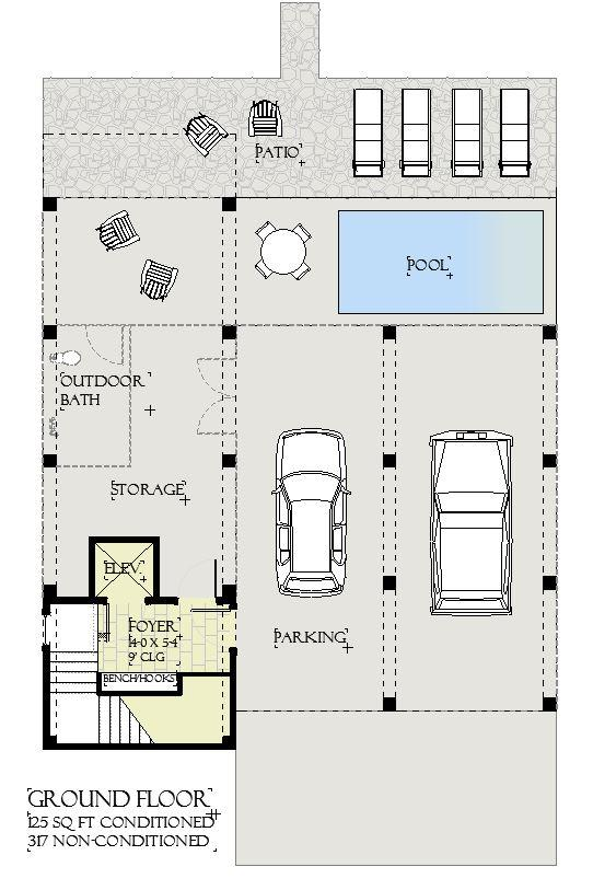 Grayton Residential House Plan SketchPad House Plans