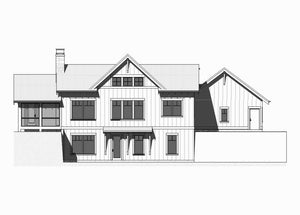 Herring Residential House Plan SketchPad House Plans