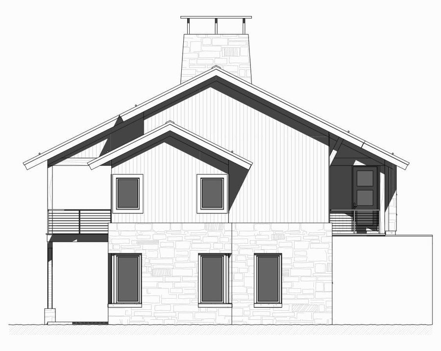 Manitou Residential House Plan SketchPad House Plans