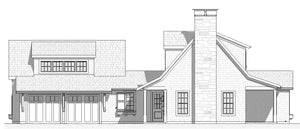 Mulberry Residential House Plan SketchPad House Plans