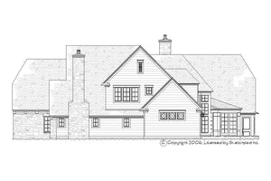 Raven Residential House Plan SketchPad House Plans