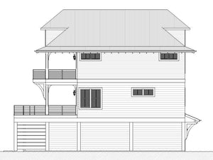 Sandwedge Residential House Plan SketchPad House Plans