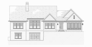 Stafford Residential House Plan SketchPad House Plans
