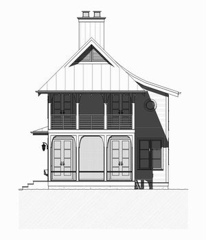Tidepool Residential House Plan SketchPad House Plans