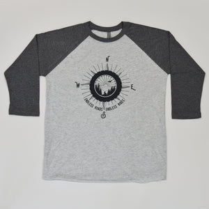 motorcycle t shirt | endless rides | soft t shirt | premium t shirt