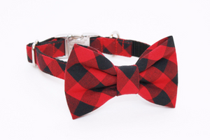Bow Tie Dog Collar