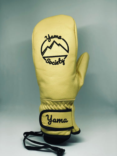 Japow Mitt Yellow