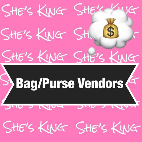 Bag Vendor List