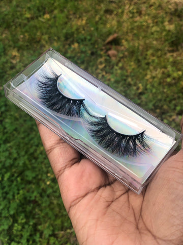 18mm Mink Lashes (CONCEITED)