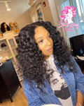 UN-CUSTOMIZED Exotic Water Wave Full lace Frontal Unit (2/3 days PRE ORDERS ONLY )
