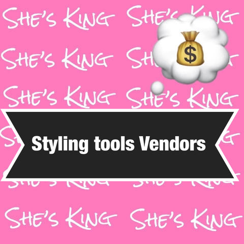 Hair Styling Tools Vendor