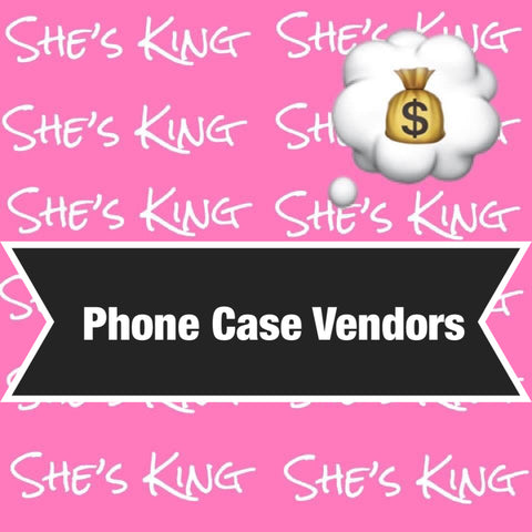 Phone case vendors