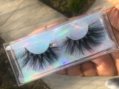 "25mm Mink Lashes "" Nothing Like them """