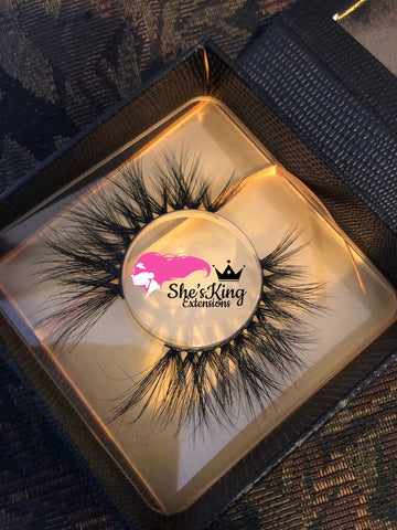 "25mm MINK lashes ""Lash Me Out """