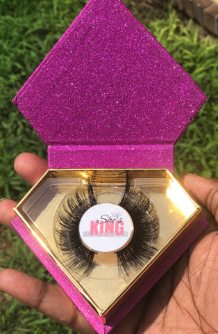 "25mm mink lashes ""H.B.I.C"""