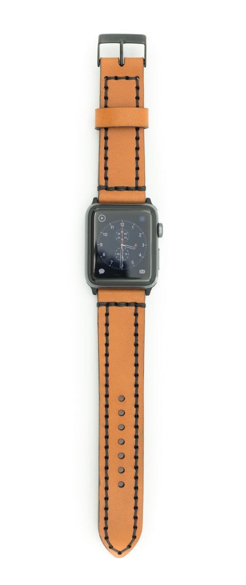 Apple Watch Strap - Tan
