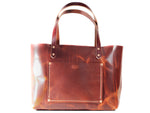 Elizabeth Leigh - Large Leather Tote