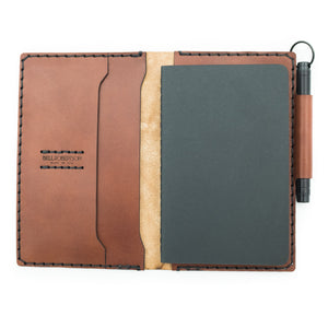 Expedition Journal or Passport Wallet - Brown
