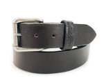 "Henderson Leather Belt 1.5"" - Havana Brown"