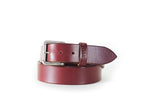 "Henderson Leather Belt 1.5"" - American Brown"