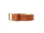 "Henderson Leather Belt 1.5"" - Tan"