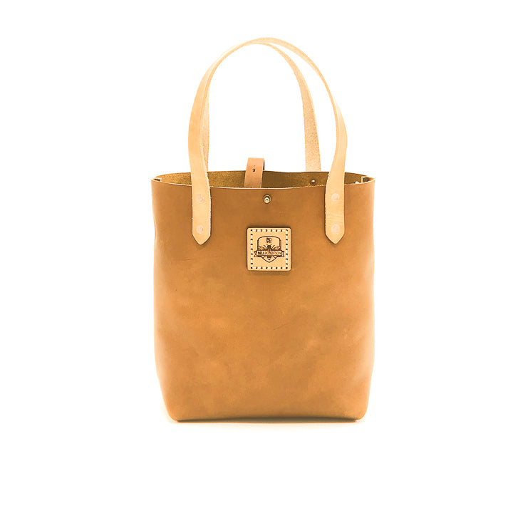NO. 3 Leather Tote