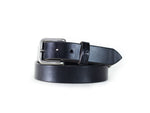 "Williamson Classic Leather Belt - 1.25"" Black"