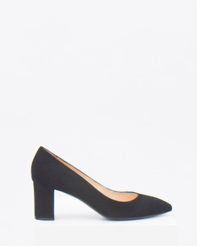 size 42 - Gina with 6.5cm block heel & pointed toe