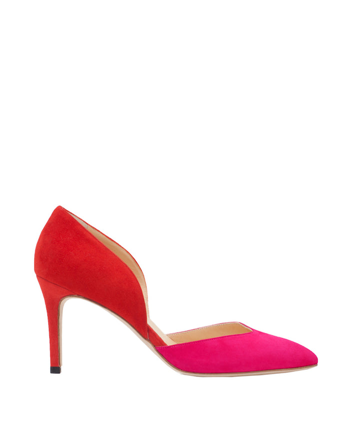 size 39.5 - Bianca with 8cm stiletto heel & pointed toe