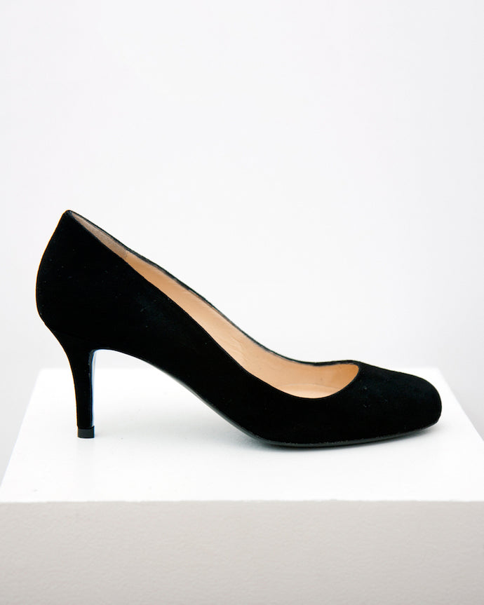 size 35 - Astrid with 6.5cm stiletto heel & oval toe