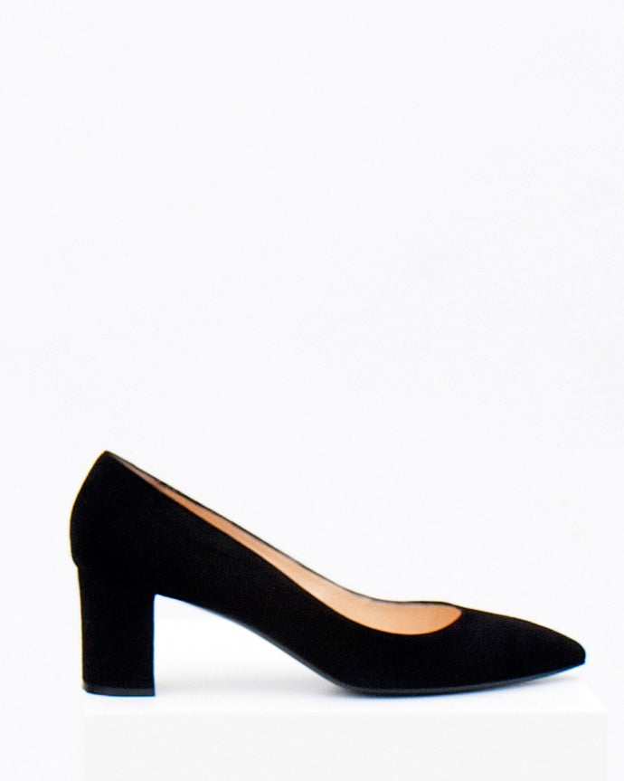 size 35 - Gina with 6.5cm block heel & pointed toe