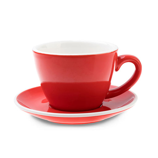 ACF Cup & Saucer 6 Set – 8oz
