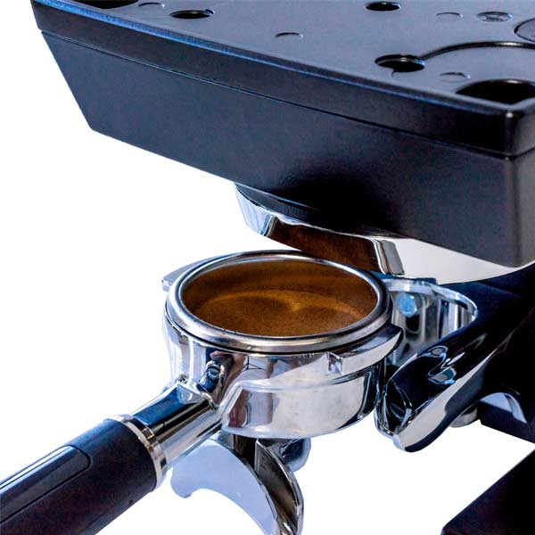 Puqpress M2 Under Grinder Coffee Tamper