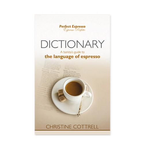Barista's Guide Dictionary