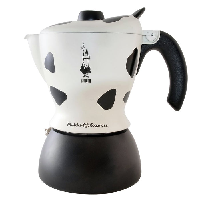 Bialetti Mukka Cow Express - 2 Cup
