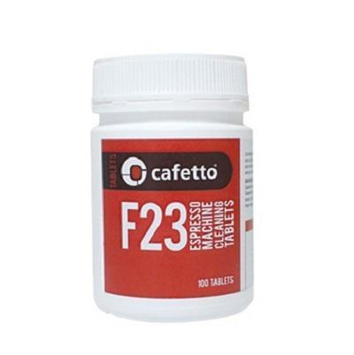 Cafetto F23 Cleaning Tablets 2.3g - 100 Tablets