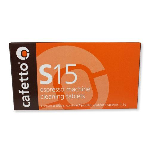 Cafetto S15 Cleaning Tablets 1.5g