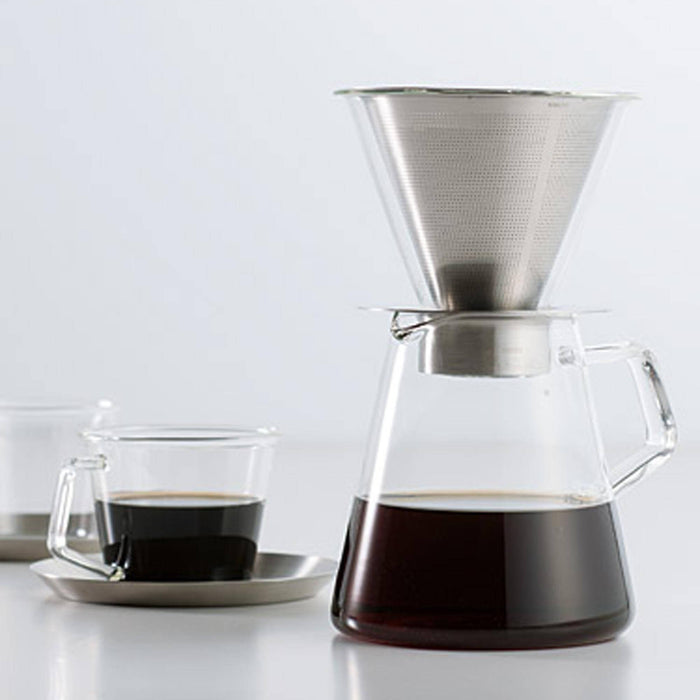 Carat Coffee Dripper  Pot – Kinto