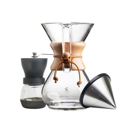 Chemex 6 Cup Reusable Filter Bundle