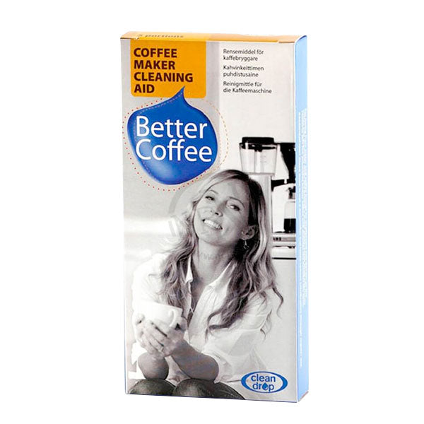 Coffee machine cleaner - Clean Drop