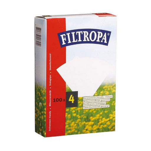Filtropa Paper Filters #4 - 100pk