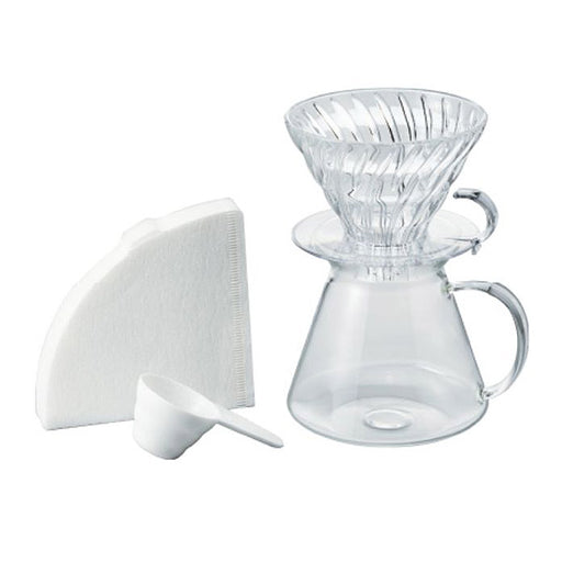 Hario Simply V60 Glass Brewing Kit