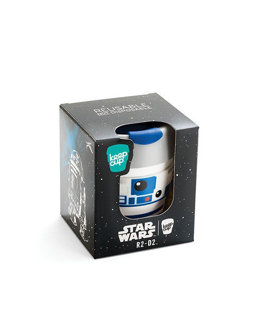 Starwars Keep Cup R2D2 8oz Original