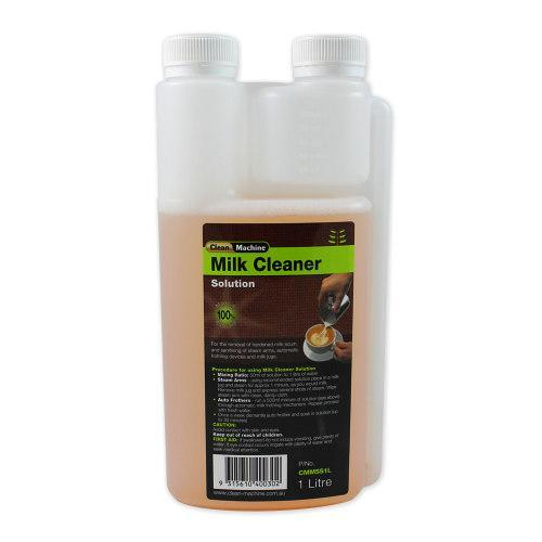 Clean Machine Milk Steamer Solution Milk Cleaner