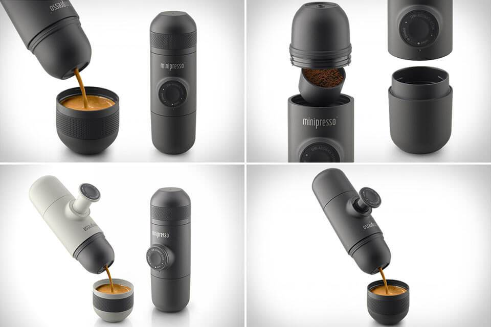 Wacaco MiniPresso GR - Coffee Grounds