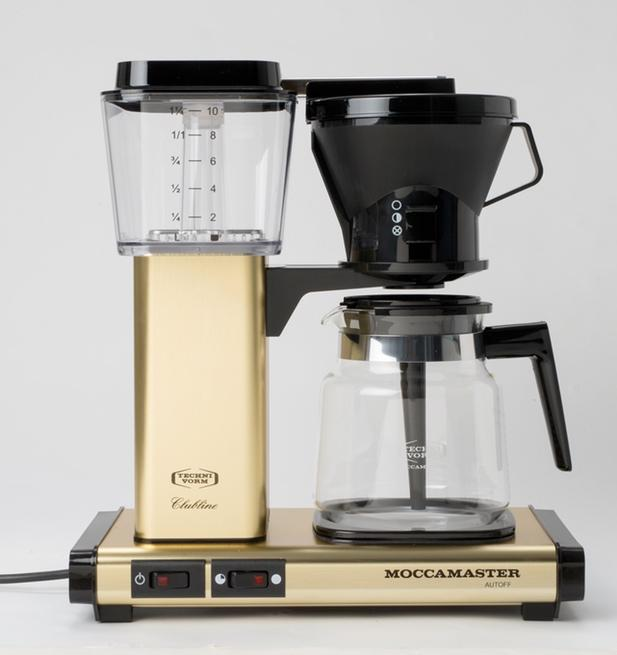 Moccamaster Classic Copper/Brass